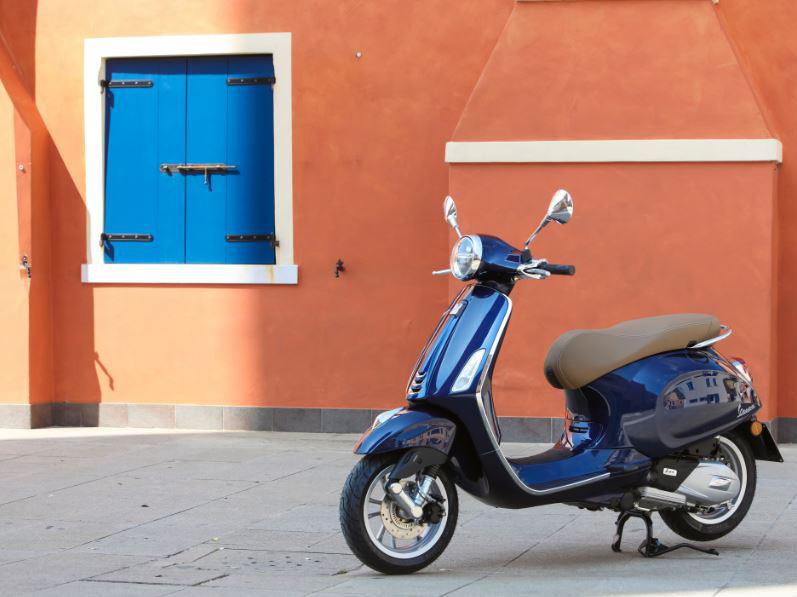 Nouvelle offre sur la Gamme VESPA 50cc