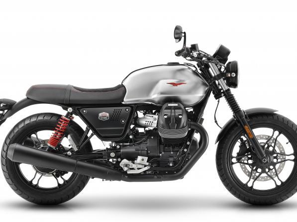 Gamme Moto Guzzi V7 III