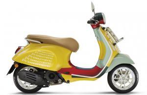 VESPA PRIMAVERA SEAN WOTHERSPOON 125cc i-Get ABS