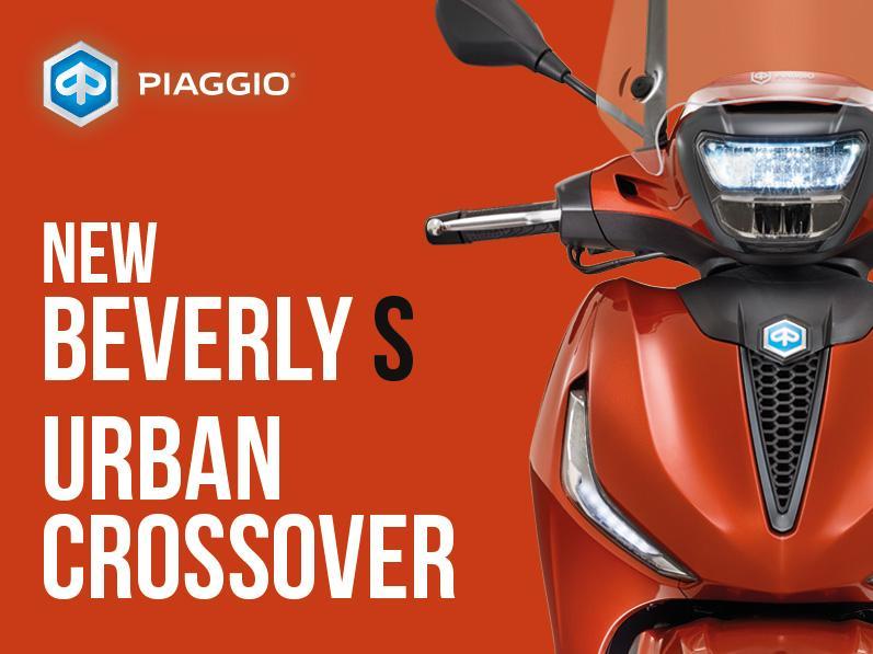 Nouveau Beverly | Le Crossover urbain