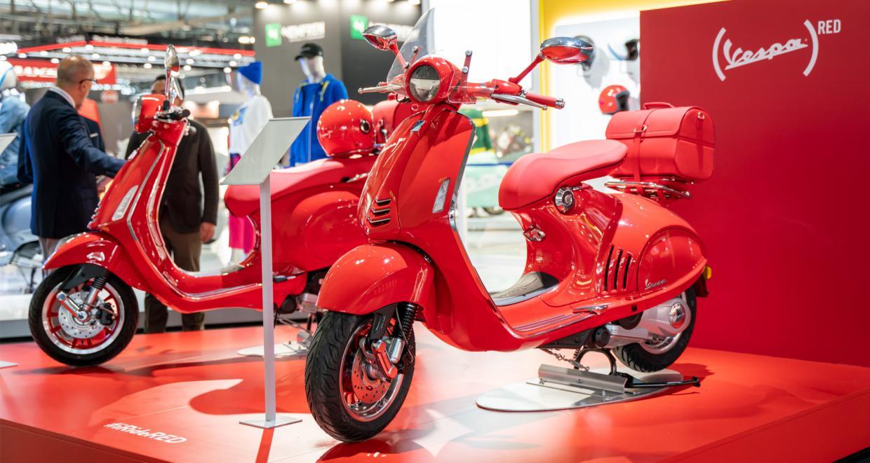 Salon de Milan EICMA 2019: Nouveautés Scooter