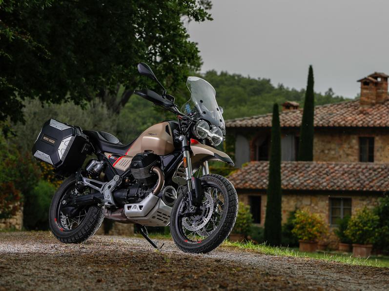 Top 5 des choses à savoir sur la gamme Moto Guzzi V85 TT