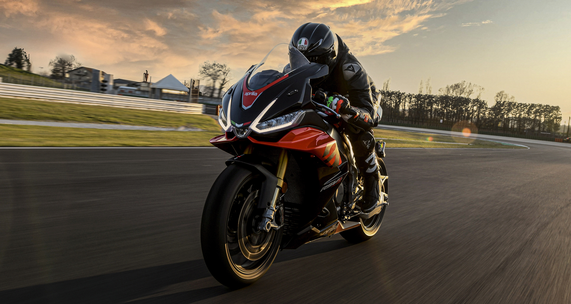Nouvelle Aprilia RSV4 | L'ultime Superbike