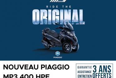 OFFRE SPECIALE PIAGGIO MP3