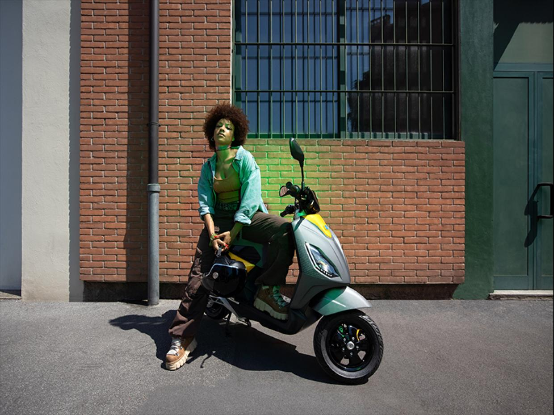 Scooter Electrique Piaggio