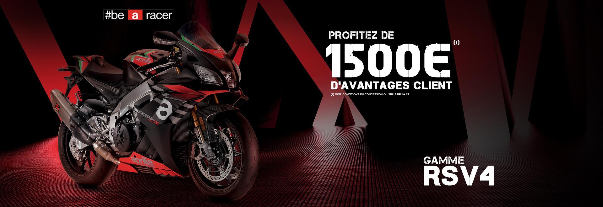 2020 Aprilia Promo RSV4
