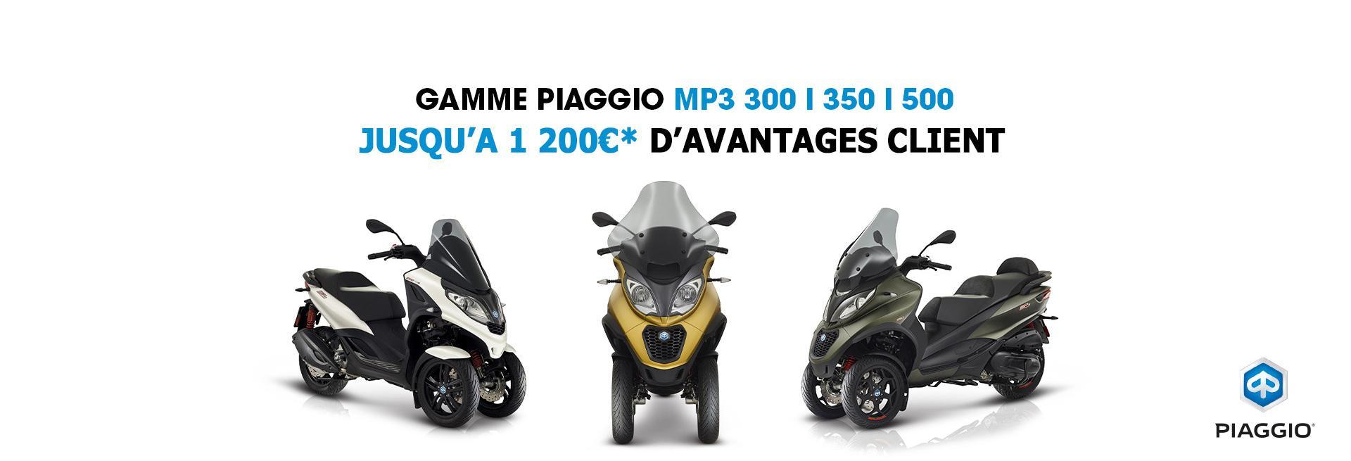 2020 Offres Piaggio MP3