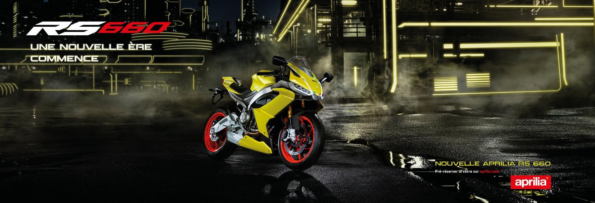 2020 Aprilia RS660