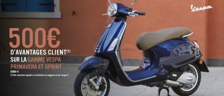 2020 Vespa Promo 50cc