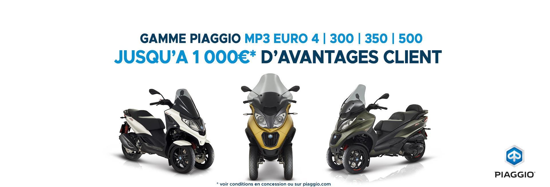 2020 MP3 300 OFFRE Q3
