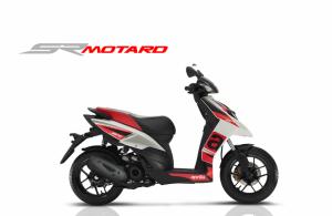 SR Motard 50 EURO 4