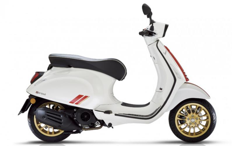SPRINT Racing Sixties 125CC I-GET ABS EURO 4