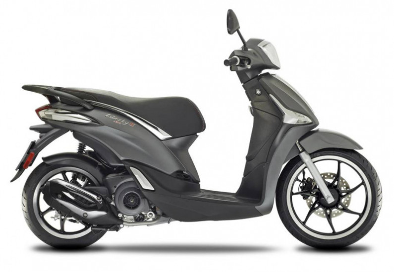 LIBERTY 125 S iget ABS EURO 4