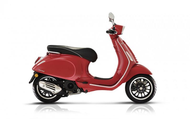 Vespa Sprint 50cc 4T I-GET EURO 5