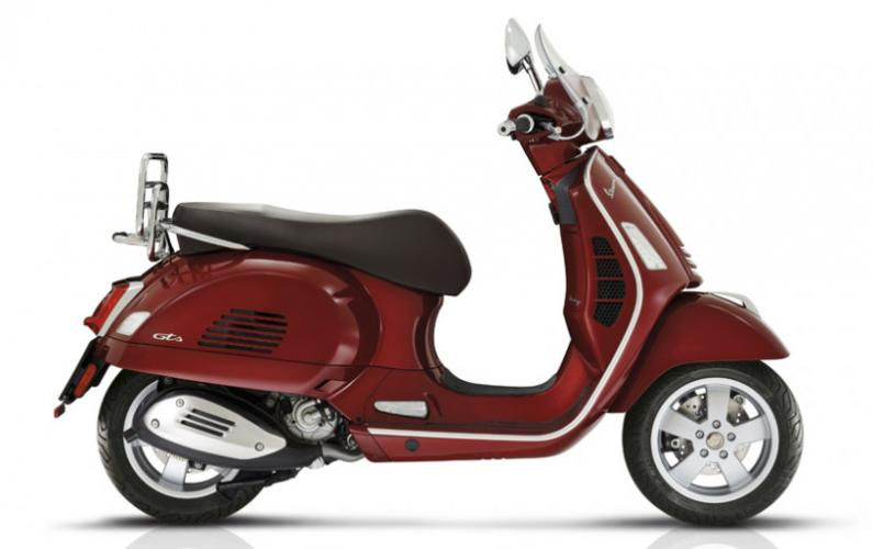 GTS RST Touring 125cc i-Get EURO 4