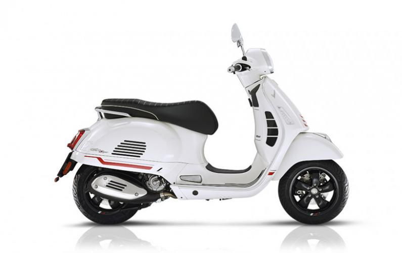 Vespa GTS SuperSport 125cc I-Get EURO 5