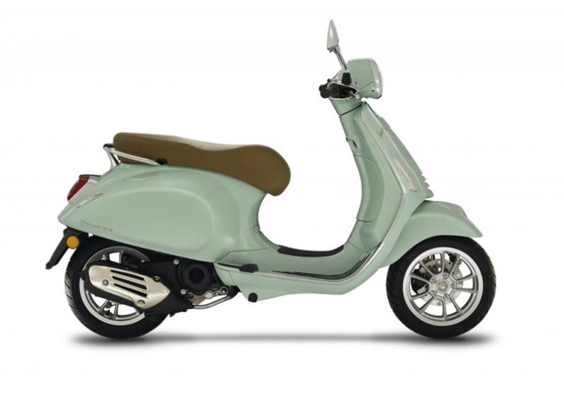 Primavera 50cc 4T i-Get EURO 4