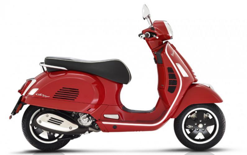 GTS RST Super 125cc i-Get EURO 4