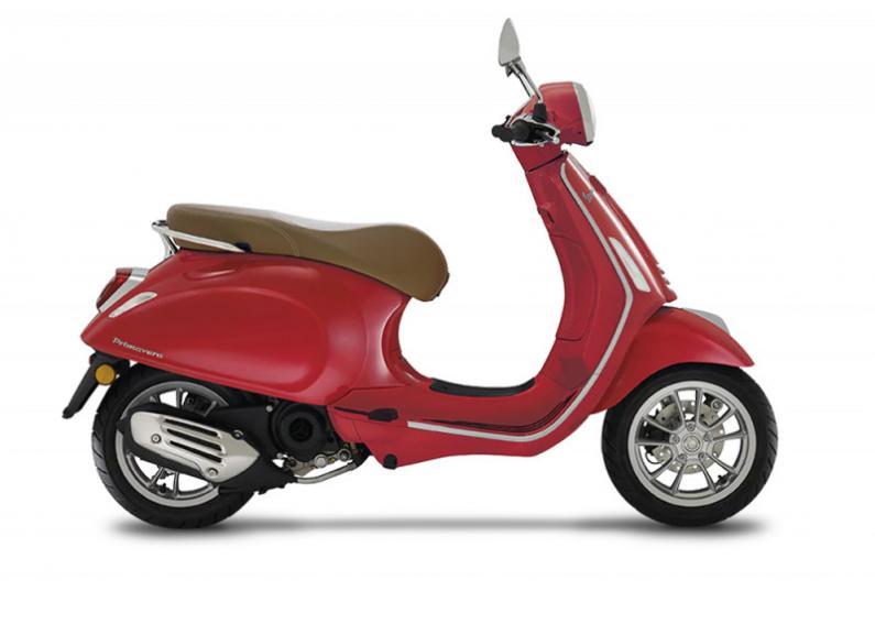 Primavera 125cc i-Get ABS EURO 4