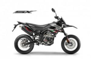 SX 125 EURO 4