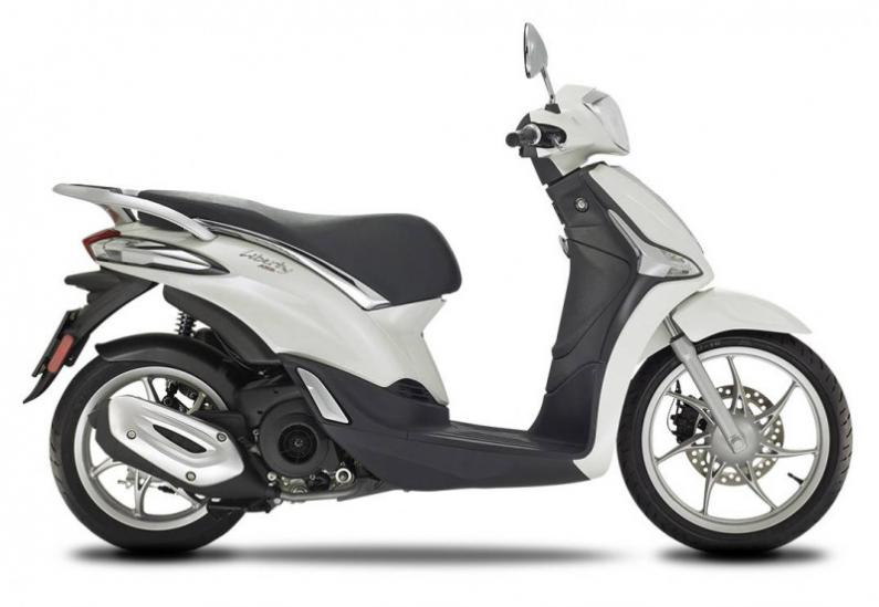 LIBERTY 125 ABS Iget EURO 4