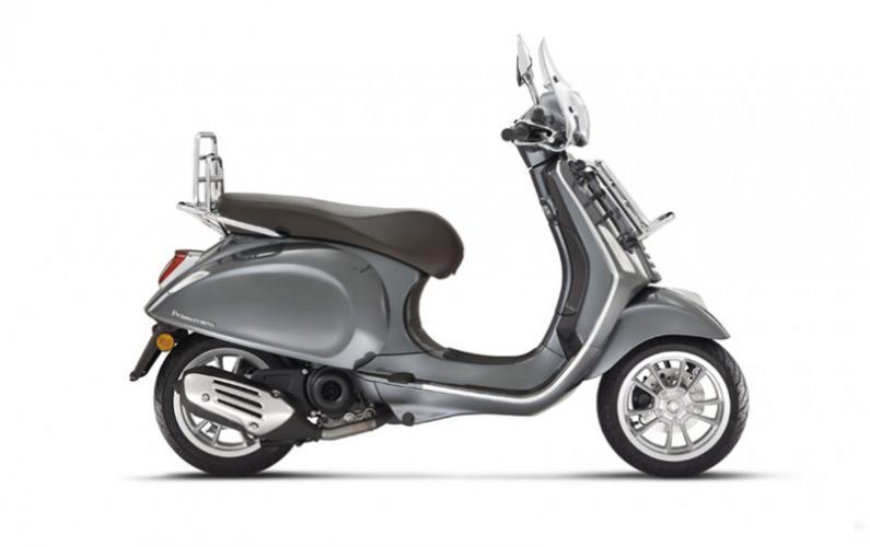 Vespa Primavera 50cc Touring I-GET EURO 5