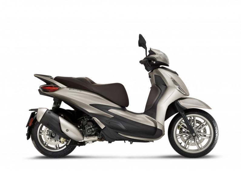 NEW BEVERLY 300 EURO 5