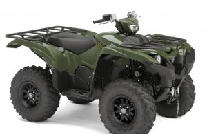 Grizzly 700 EPS Alu