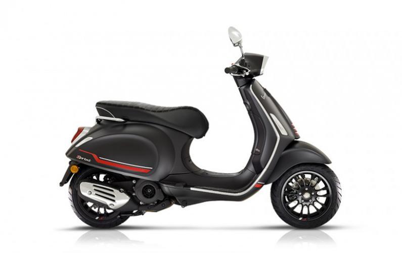 Vespa Sprint S 125cc I-GET ABS EURO 5