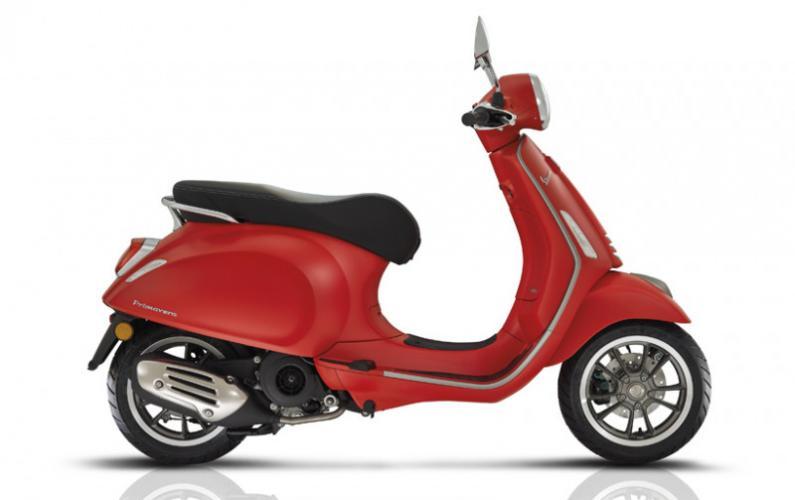 Primavera S 50cc i-Get EURO 4