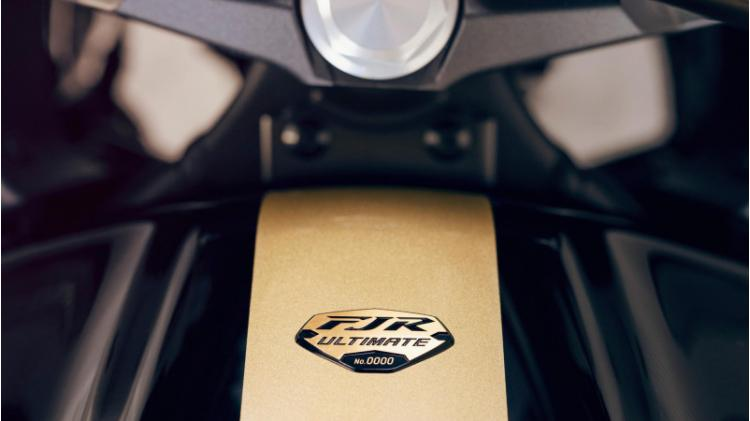 FJR1300AS Ultimate Edition