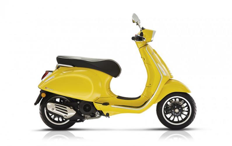 VESPA SPRINT 125CC I-GET ABS EURO 5