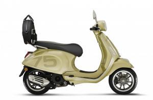 Vespa Primavera 50cc 75ème Anniversaire EURO 5