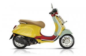 Vespa Primavera SEAN WOTHERSPOON 50cc i-Get EURO 5