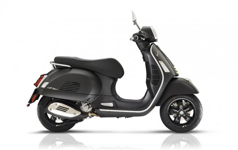 Vespa GTS SuperTech 125cc I-Get EURO 5