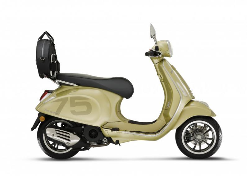 Vespa Primavera 125cc 75ème Anniversaire EURO 5